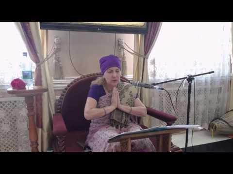 Шримад Бхагаватам 4.16.27 - Виласа-мурти деви даси