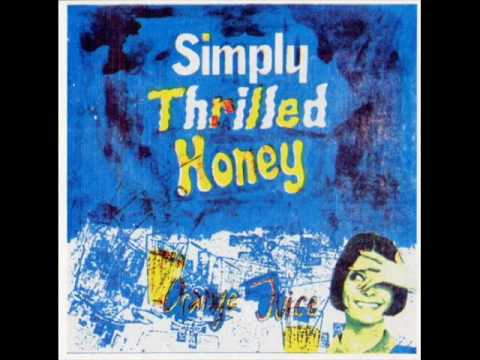 Orange Juice - Simply Thrilled Honey