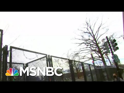 Capitol Hill 'A Fortress' As Security Concerns Grip US Amid Final Inauguration Preps   MTP Daily