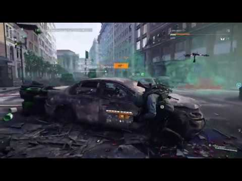 Tom Clancy's The Division 2 Gameplay / Xbox One X