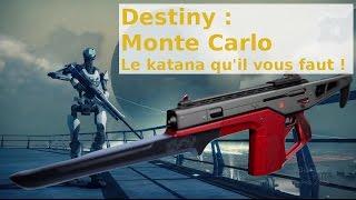 Destiny FR : Test du Monte Carlo !