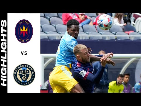 Chicago Philadelphia Union Goals And Highlights