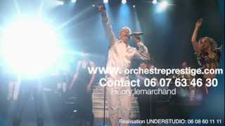 Orchestre Prestige Mini Clip