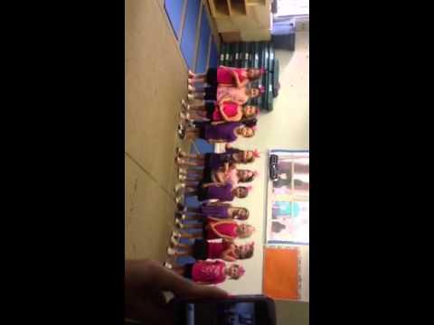 Jordyn camp Dora song