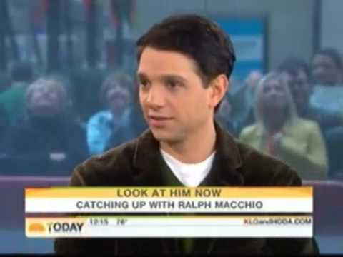 Interview to Ralph Macchio on Today 2009