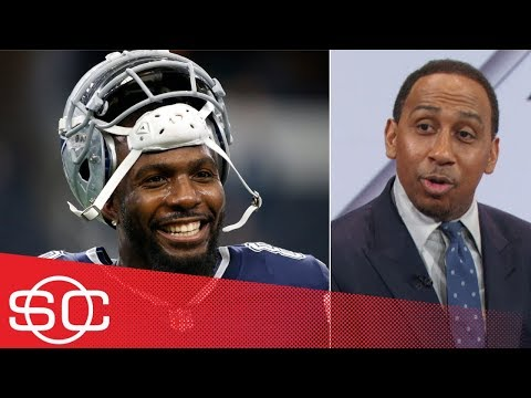 Stephen A.: Dez Bryant to Saints is a 'perfect situation' | SportsCenter