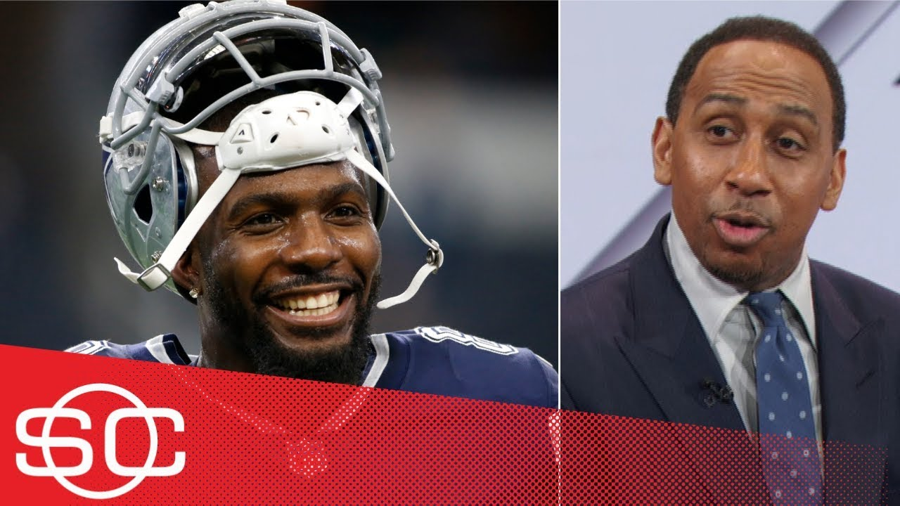 421bdd508 Stephen A.  Dez Bryant to Saints is a  perfect situation ...