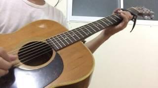 Cô gái Sài Gòn đi tải đạn - Cẩm Ly - guitar solo - cover