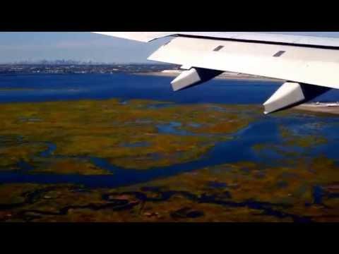 Смотреть Перелет Москва - Нью-Йорк Аэрофлот онлайн