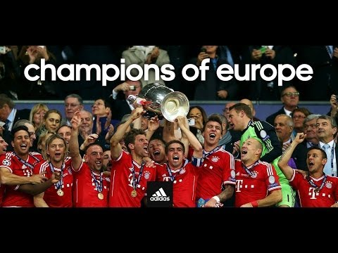FC Bayern • Champions League 2012/2013 • Time to glory
