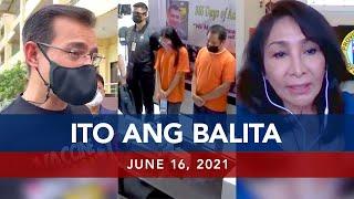 UNTV  TO ANG BAL TA June 16 2021