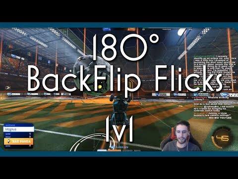 180 BACKFLIP FLICK ONLY 1v1 | ft. Mognus & Metsa