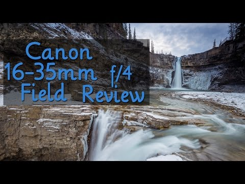 Canon EF 16-35mm f/4 Lens Review and Sample Images