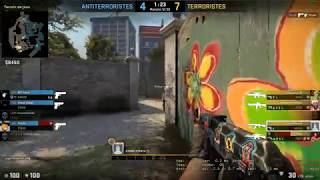 Counter strike  Global Offensive gros frag de chateux.