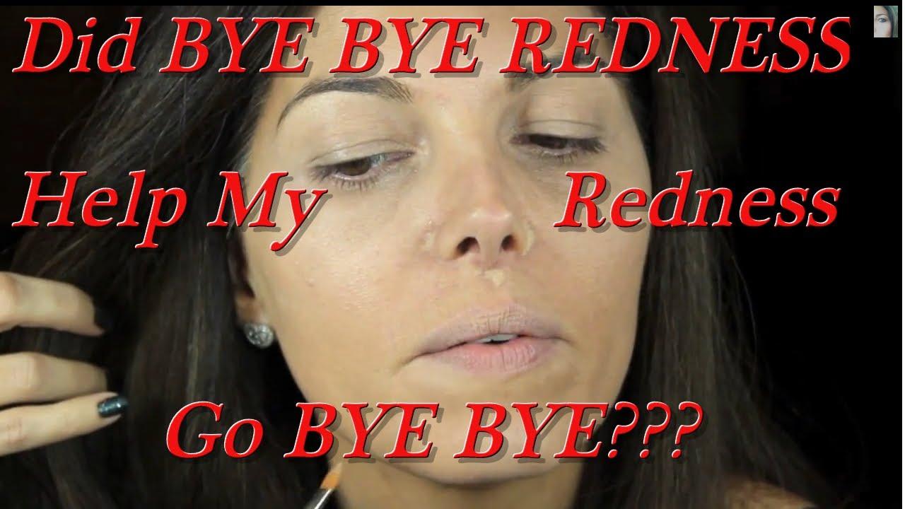 how to fix skin reddness