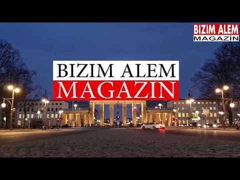 TDBir tv Bizim Alem Magazin programı 3 (12.04.2018)