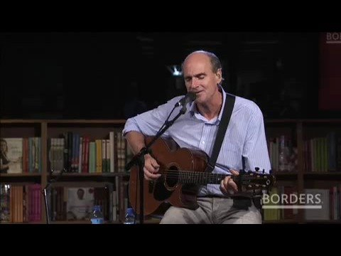 """JAMES TAYLOR Sings """"Sweet Baby James"""" Live And Acoustic"""