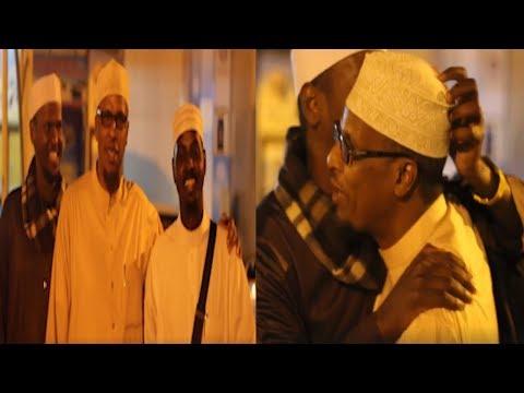 DEG DEG Sheikh Shibli oo si weyn loogu Soo Dhaweeyay Magalada Khartoum Dalka suudan