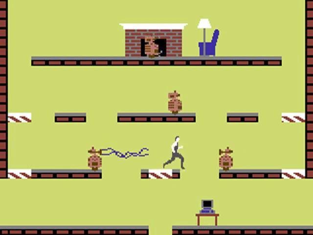 Jouez à Impossible Mission sur Commodore 64 grâce à nos bartops et consoles retrogaming