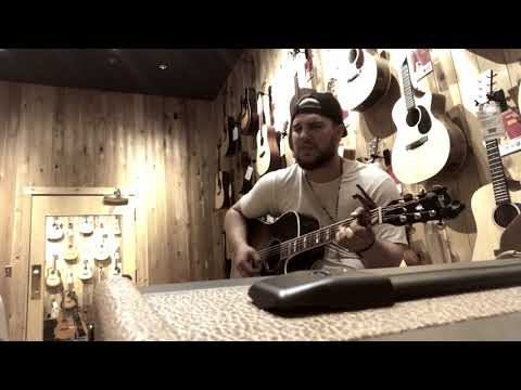 Thomas Rhett - Marry Me (cover Dustin T Blanchard)