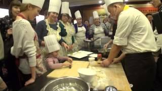 4 мастер класс Китайской кухни несколько блюд