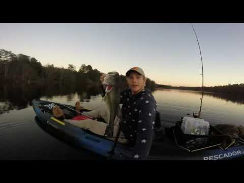 quick catch and release at lake orange virginia