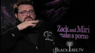 Director Kevin Smith discusses Zack & Miri Make a Porn