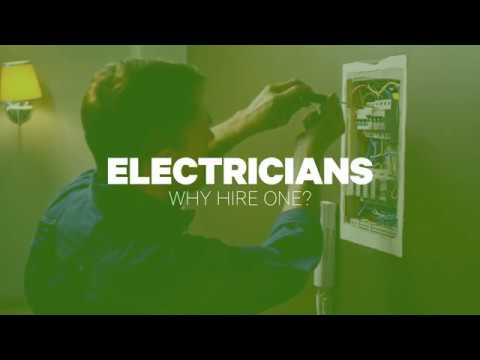 Electricians: Why Hire One?