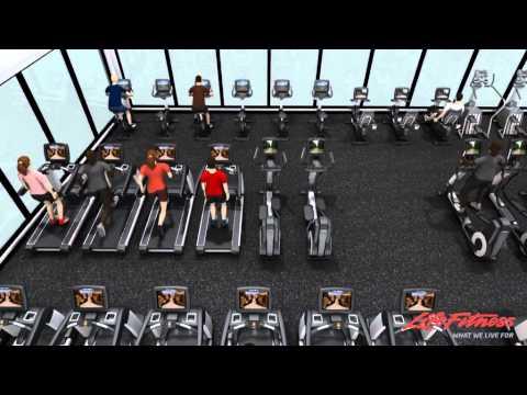 Hawthorn Aquatic and Leisure Centre - Health Club