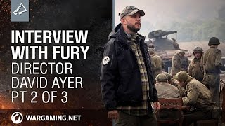 Interview With Fury Director David Ayer Pt 2 Of 3
