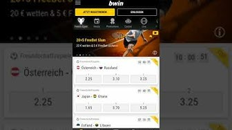 Bwin App - Infos zum Android & iPhone Download
