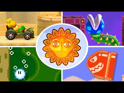 Super Mario Maker 2 - All NEW Enemies