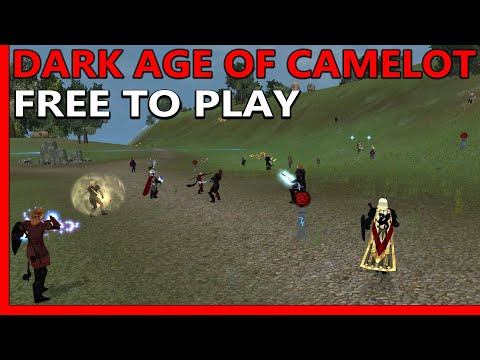 Dark Age Of Camelot è Ora Free To Play, Streaming Con Plinious! - DAOC Endless Conquest Gameplay Ita
