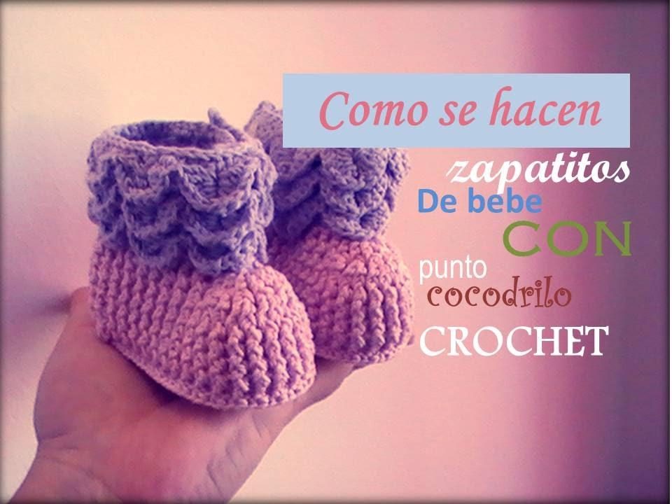 Excelente Los Patrones De Crochet Libre De Cocodrilo Puntada ...