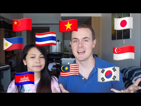 Who are the best Asian English speakers in the World?