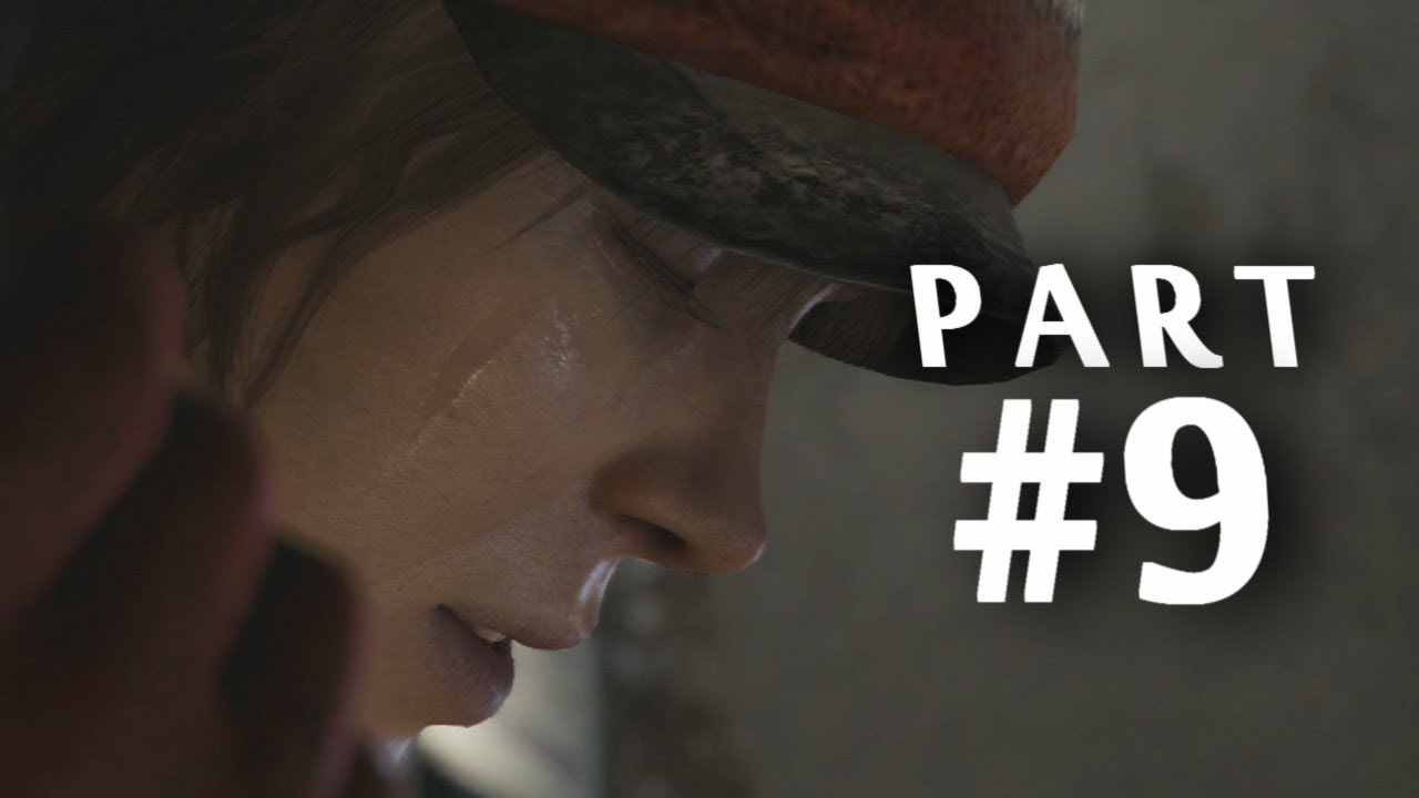 Beyond Two Souls Gameplay Walkthrough Part 9 – Homeless