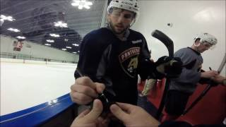 ALL ACCESS - FLORIDA PANTHERS PRACTICE - 10/17/16