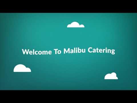 Wedding Caterer in Malibu CA