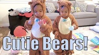 CUTIE BEARS! - October 27, 2015 -  ItsJudysLife Vlogs