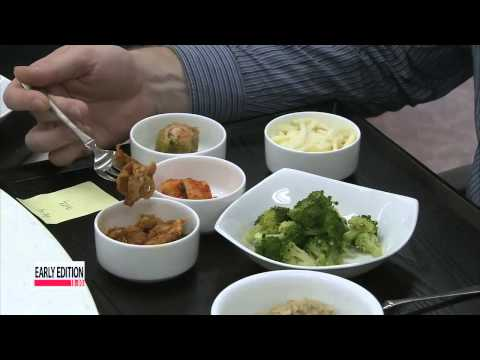 Science proves Korean cuisine offers many health benefits한식 건강에 도움에 된다 '과학으로 입증'