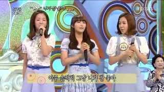 110605 BoMi, EunJi, and NamJoo