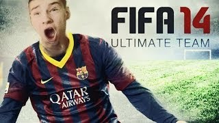 FIFA 14 Ultimate Team | Mecz o Awans do 1 Ligi + KOLEEEDZY!!!