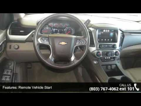 2015 Chevrolet Tahoe LT   Jones Nissan   Sumter, SC 29150