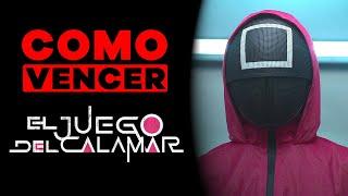 COMO VENCER: EL JUEGO DEL CALAMAR