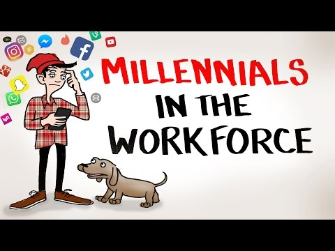 Millennials in the Workforce, A Generation of Weakness - Sim