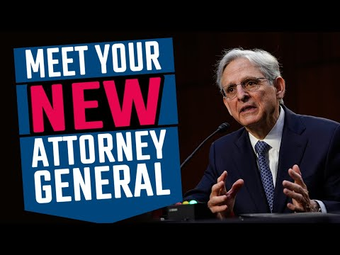 THIS is why Democrats want Merrick Garland as US Attorney General
