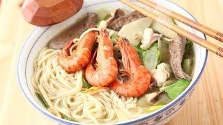【楊桃美食網】如何煮好吃的台式煮麵?