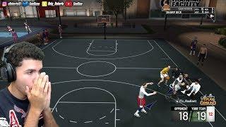 NBA 2K19 $1000 LSK TOURNAMENT FINALS GAME VS  2KLEAGUE PLAYERS ! INSANE ENDING! 97 OVERALL GEESICE!