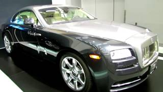 2018 Rolls Royce Wraith Design Limited Special First Impression Lookaround Review