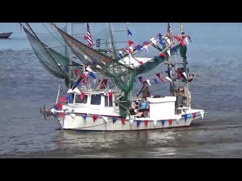 Happy Labor Day - Morgan City LA  Shrimp And Petroleum Festival